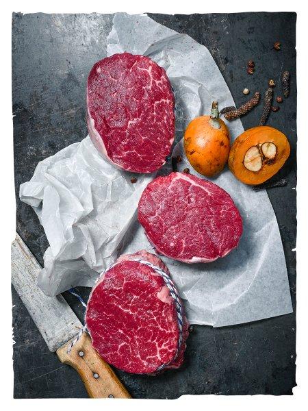 Rubio Gallega Rinderfilet-Steaks